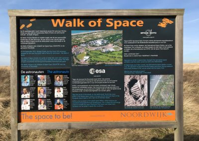 Walk of Space